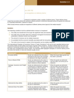 PWC incoterms and IFRS