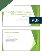 Dayo Montalbo BRT in the Philippines for HCMC -E