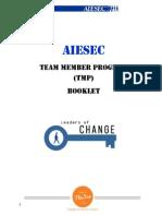 TMP Booklet AIESEC