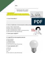 Projeto Qualifica Bahia - Inf