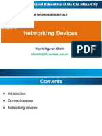 Chapter 2 - Networking Devices