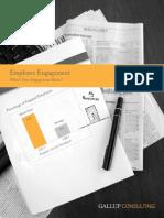 Employee Engagement Overview Brochure