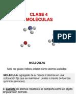 Clase 4- Moleculas