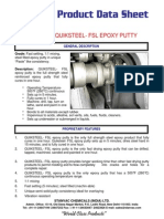 Quiksteel Fsl Epoxy Putty