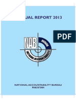 NAB Annual Report 2013