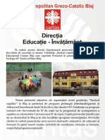 Proiecte Educative