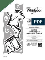 Whirlpool WFW9150WW00 En