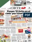 Periódico Norte edición del día 8 de septiembre de 2014