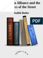 Bodies in Alliance and the Politics of the Street - Judith Butler