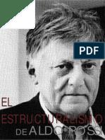 El Estructuralismo de Aldo Rossi (1)