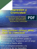 Cronicidad y Depresión