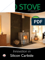 The E580 wood burning stove  - Easy to Use