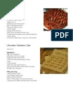 Ratio Proportion Recipes