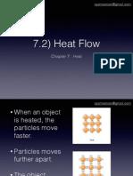 7.2) Heat Flow