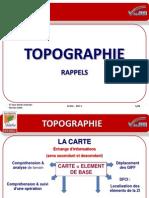 3 - Topographie