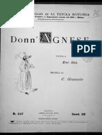 Donn Agnese, Granozio