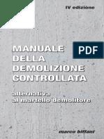 Manuale Demolizione