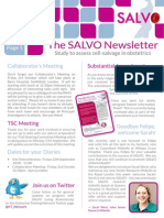 SALVO Newsletter Sep 14