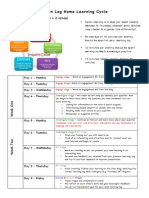 Home Learning Guide - 6GD