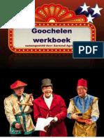 Goochelen Werkboek van goochelaar Aarnoud Agricola goocheltrucs voor goochelshows