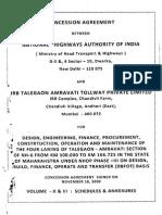 Talegaon Amravat(Approved Length 58 Km) Vol. II & III