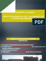Aspectos Normativos Propiedad Inmoviliaria Raquel Huapaya