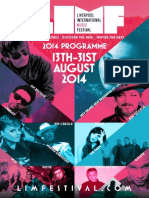 Liverpool International Music Festival 2014