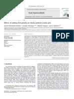 Effects of Adding Fish Gelatin on Alaska Pollock Surimi Gels