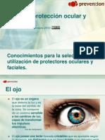 Curso Proteccion Ocular 2013