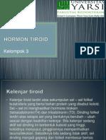 Hormon Tiroid Ppt