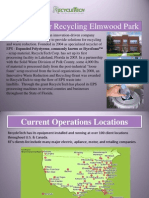 Solutions for Recycling Elmwood Park