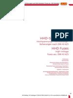 HHD-Sicherungen