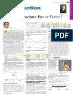 Low ESR Fact or Fiction