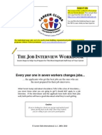 CCI Job Interview Workbook 20 W_PassItOn and Not for Group Use