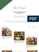Aranjamente Florale Martie 2014