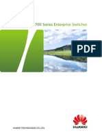 HUAWEI S1700 Switch Datasheet