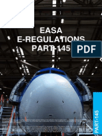 EASA E Regulations Part 145