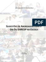Cgeb Dia Do Saresp Na Escola 2014