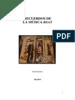 RECUERDOS DE LA MÚSICA BEAT
