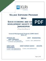 Village Report - SEEDS