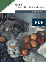 Masterpieces Van Gogh