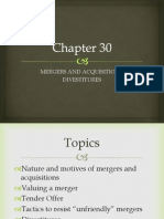 Mergers and Acquisitions; Divestitures