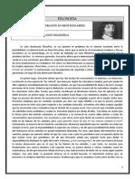 Probable y Demostración en Descartes
