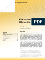 a museum of api obfuscation on win32
