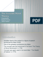 Invisible Hand Final PPT