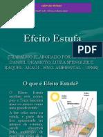 Aula Efeito Estufa Curitibanos