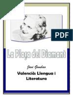 Anàlisi i Comentari de La Plaça Del Diamant de Mercè Rodoreda