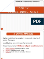 010 Islamic Investment-Stock Sukuk