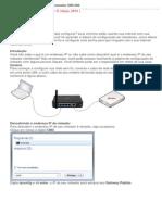 Instalando e Configurando o Roteador DIR-600 Dlink