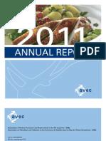 AVEC - Anual Report 2011
